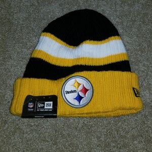 Pittsburgh Steelers Knit Beanie